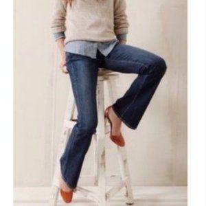 "AG ""The Club"" Medium Wash Flare Jeans Size 27 EUC"